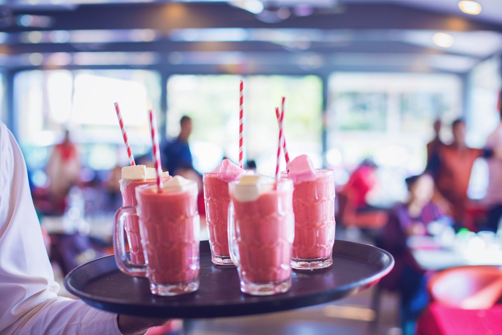 Mahabaleshwar Special Ice Cream Shake